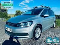 2017 Volkswagen Touran 1.6 SE FAMILY TDI BLUEMOTION TECHNOLOGY 5d 114 BHP MPV Di