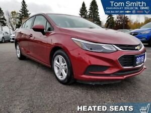 2018 Chevrolet Cruze LT  - Certified - Bluetooth