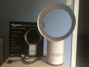 "Dyson 10"" Air Multiplier Fan AM01"