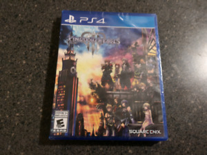 Kingdom Hearts 3 - PS4 - Brand New