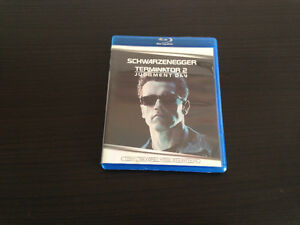 Terminator 2: Judgement Day blu-ray disc