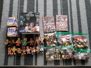 WWE Funko Mystery Minis and TeenyMates