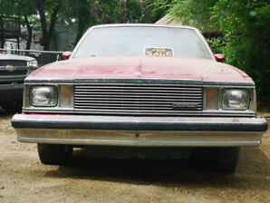 Old Chevy for sale