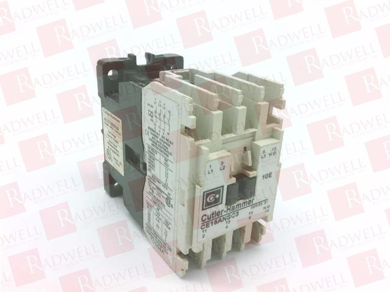 EATON CORPORATION CE15ANSC3 / CE15ANSC3 (USED TESTED CLEANED)