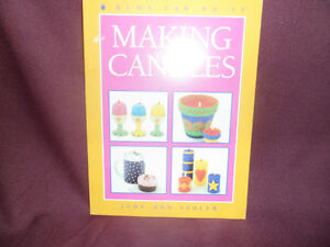Making Candles By Judy Sadler
