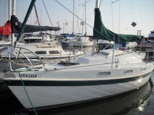 tanzer 7.5m à vendre