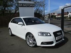 2010 Audi A3 2.0TDI ( 170ps ) quattro Sportback Black Edition(BEST EXAMPLE)
