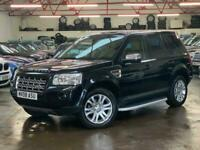 2008 Land Rover Freelander 2 2.2 TD4 HSE 5dr Auto SUV Diesel Automatic