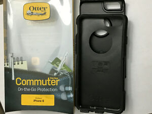 Otterbox Commuter Series - iPhone 6/6s BLACK - mint condition