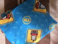 Thomas curtains and bedding
