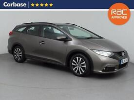 2014 HONDA CIVIC 1.6 i DTEC SE Plus 5dr Estate