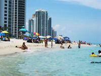 Superbe condo a louer Sunny isles beach Floride miami hallandale