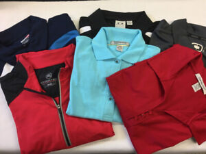 Assorted  T-shirts and Polo's