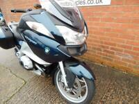 BMW R1200RT SE Sports Touring Motorcycle Blue