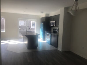 NEVER LIVED IN TOWN HOUSE FOR RENT IN MILTON ASAP
