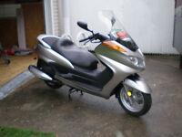 Yamaha Majesty 2006