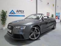 2013/13 Audi RS5 4.2 FSI Quattro Convertible S-Tronic +MEGA SPEC + Audi Warranty