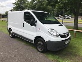 Vauxhall Vivaro 2700 CDTi DIESEL MANUAL 2014/14