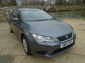 SEAT Leon 1.2 TSI S (grey) 2014