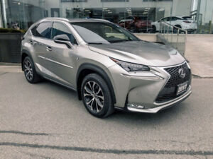 Wanted- Immediate 2015-2018 Lexus NX200t