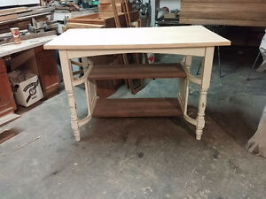 Custom kitchen island. One of a kind Peterborough Peterborough Area image 1