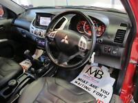 2014 MITSUBISHI L200 Double Cab DI D Barbarian 4WD 176Bhp