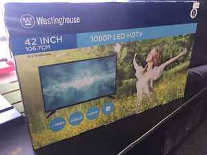 "BRAND NEW 42"" LED TV for sale!"