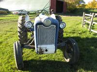 8NAA Jubilee Ford Tractor