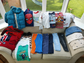 Free size 18-24 months boys clothes