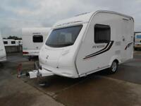 Sprite Finesse 2. 2 Berth, End Kitchen. Motormover.