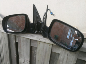 Pontiac Grand Am power mirrors