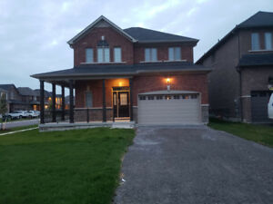 Detached Home in Courtice for Rent - 1 Year Old