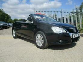 image for 2007 Volkswagen EOS 1.6 FSI Cabriolet 2dr Convertible Petrol Manual
