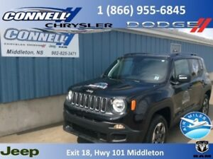 2018 Jeep Renegade Sport  - Bluetooth -  Uconnect - $188.30 B/W