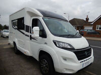 Bessacarr 412 2 berth end kitchen motorhome for sale