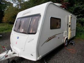 Bailey Senator Series 5 Vermont 2005 2 Berth High Specification Touring Caravan