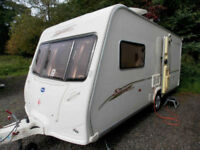 Bailey Senator Series 5 Vermont 2005 2 Berth High Specification Touring Caravan