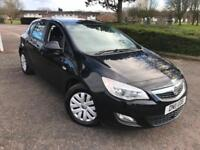 Vauxhall/Opel Astra 1.4i 16v VVT ( 100ps ) 1364cc 2011 Exclusiv (AA INSPECTED)