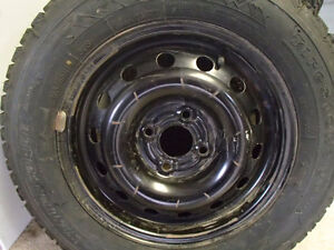 4-185-65R-14 Firestone Winter Tires for sale Stratford Kitchener Area image 2