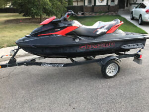 2010 Seadoo RXT-X 260 Supercharged