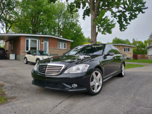 Mercedes Benz S450 4Matic AMG package