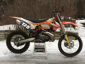 2015 KTM 300 XCW for sale