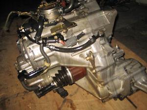 01 02 ACURA MDX 3.5L V6 SOHC VTEC AUTOMATIC AWD TRANSMISSION JDM