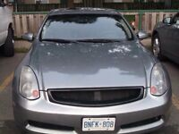 Custom 2003 Infiniti G35 Coupe With E-TEST SALVAGE Title 5100$