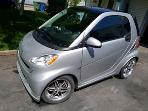 Smart fortwo Brabus 2011