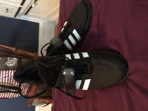 Adidas Olympic weightlifting shoes size 12
