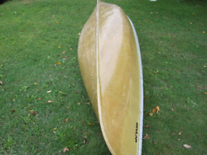 16' used Poly and Kevlar canoes