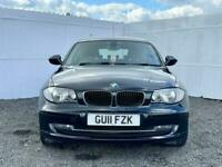 2011 BMW 1 Series 116i [2.0] Sport 3dr HATCHBACK Petrol Manual