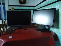 22 IN ACER MONITOR FOR SALE
