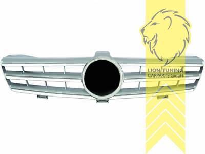 Sportgrill Kühlergrill für Mercedes Benz CLS C219 chrom
